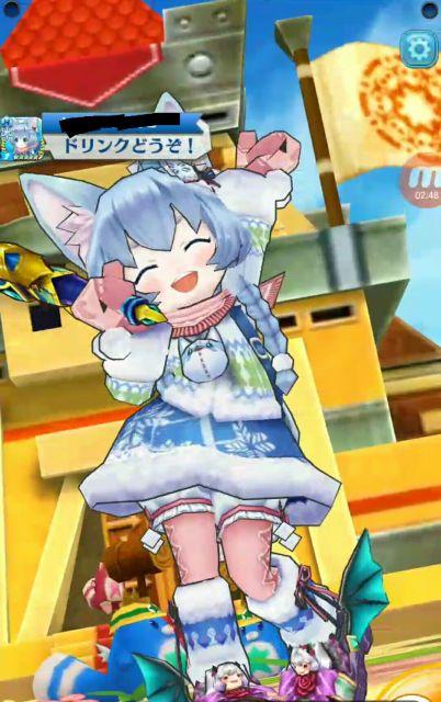 白猫テニス コヨミ146